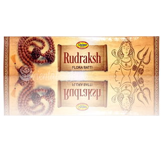 Shalimar Premium Incense sticks Rudraksh (20g)