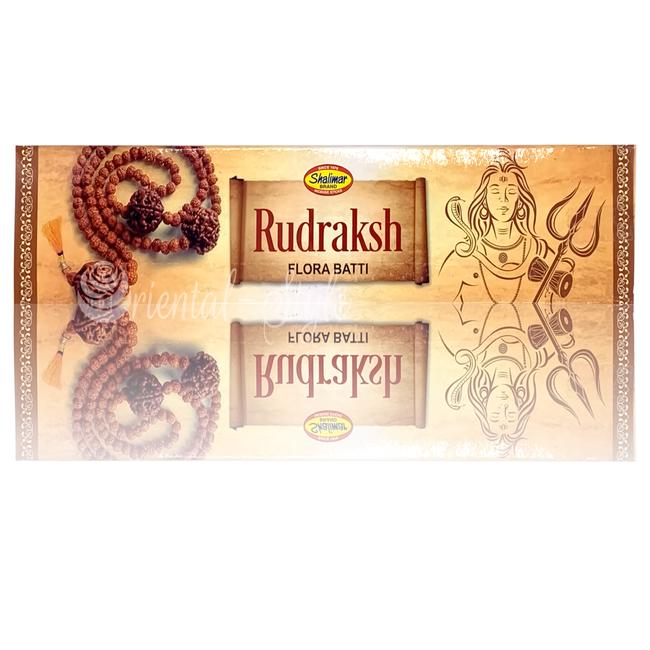 Shalimar Premium Incense sticks Rudraksh (20g)