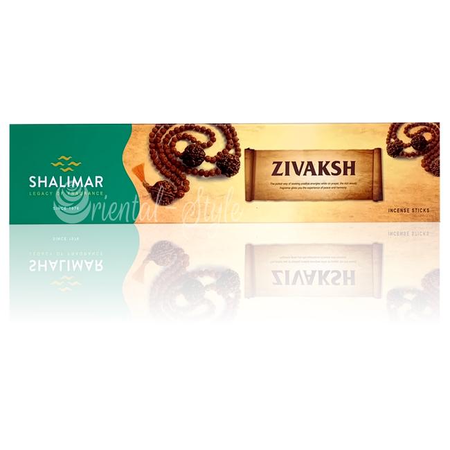 Shalimar Premium Räucherstäbchen Zivaksh (20g)