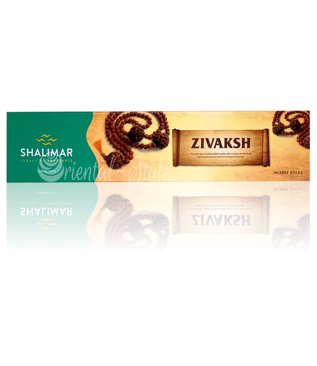 Shalimar Premium Incense sticks Zivaksh (40g)