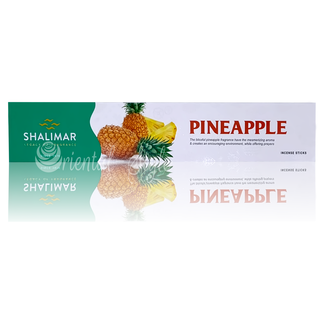 Shalimar Premium Incense sticks Pineapple (20g)