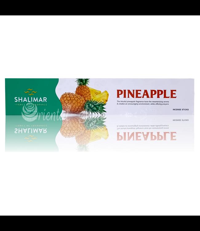 Shalimar Premium Räucherstäbchen Pineapple mit Ananasduft (20g)