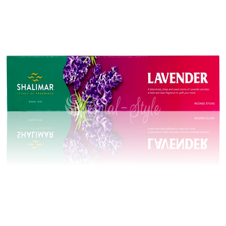 Shalimar Premium Incense sticks Lavender (20g)
