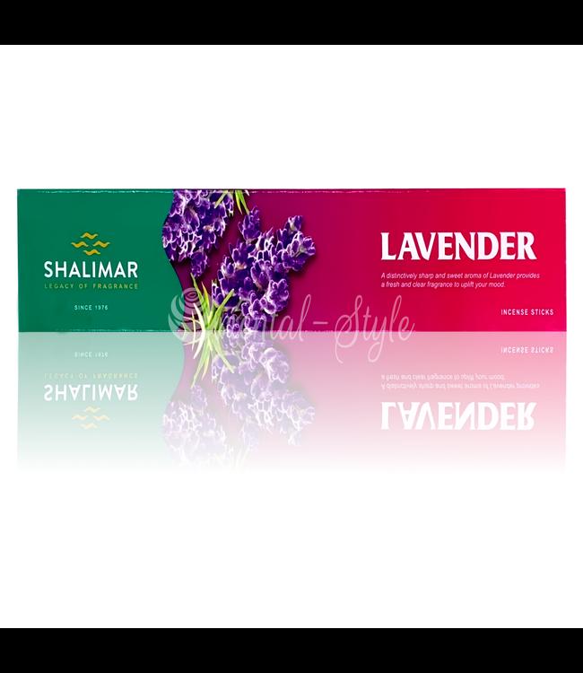 Shalimar Premium Incense sticks Lavender (20g)