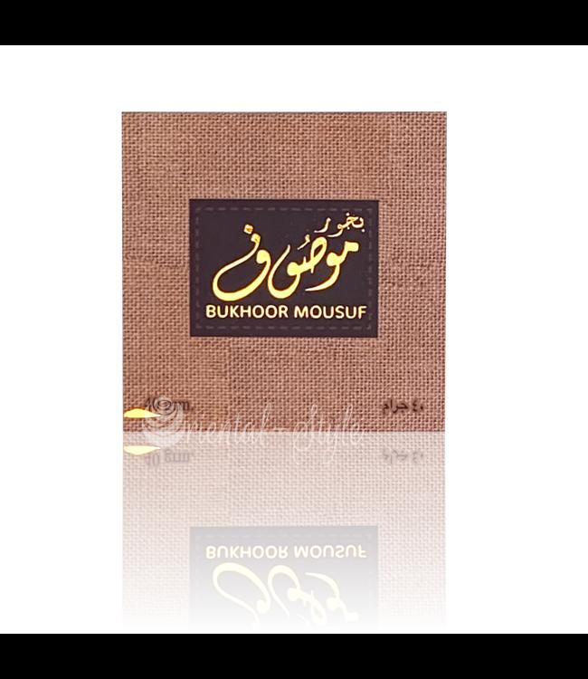 Ard Al Zaafaran Perfumes  Bakhoor Mousuf Räucherwerk (40g)