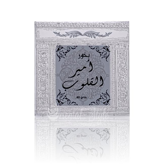 Ard Al Zaafaran Perfumes  Bakhoor Ameer Al Quloob Ard Al Zaafaran (40g)