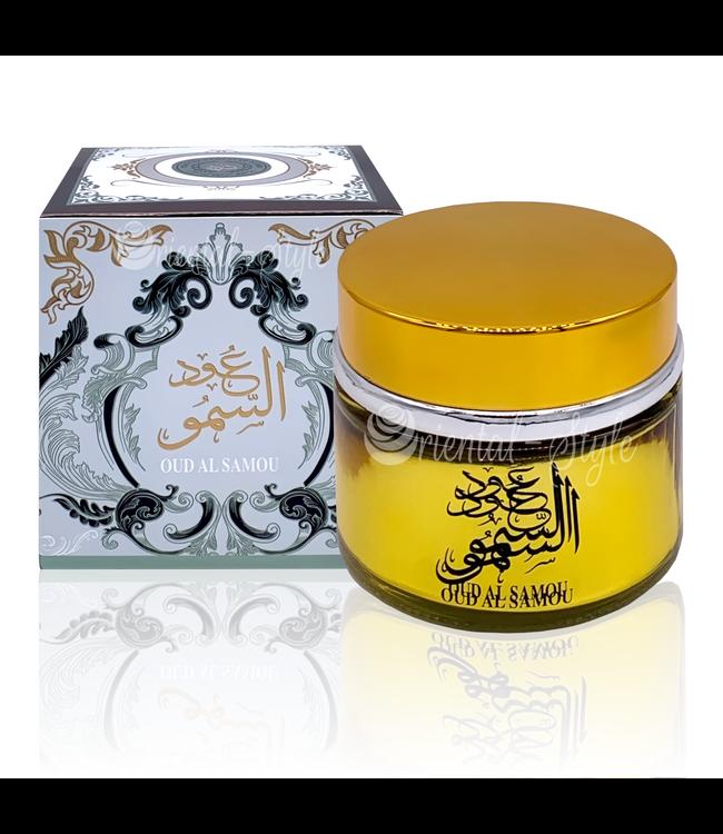 Ard Al Zaafaran Perfumes  Bakhoor Oud Al Samou Räucherwerk 50g