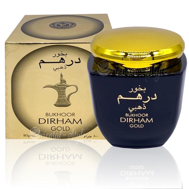 Bakhour Dirham Gold von Ard Al Zaafaran