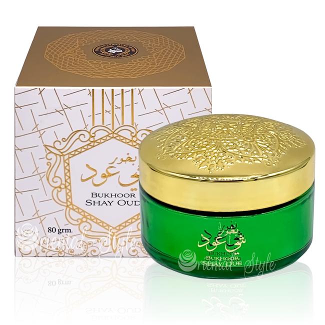 Ard Al Zaafaran Perfumes  Bakhoor Shay Oud (80g)