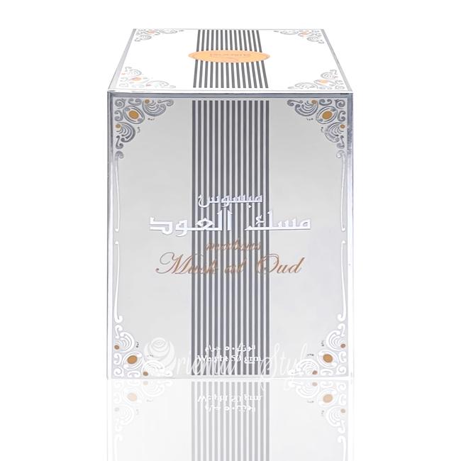 Ard Al Zaafaran Perfumes  Bakhoor Mabsus Musk Al Oud (50g)