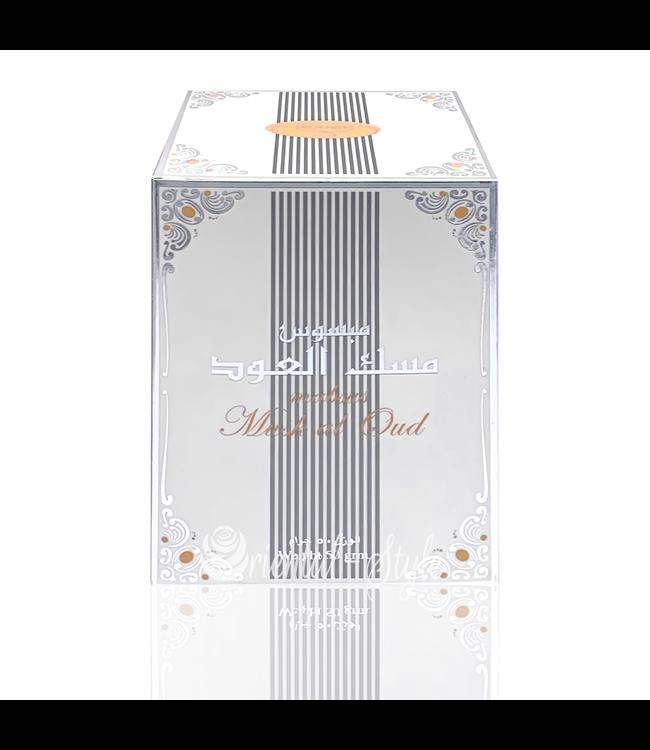 Ard Al Zaafaran Perfumes  Bakhoor Mabsus Musk Al Oud 50g