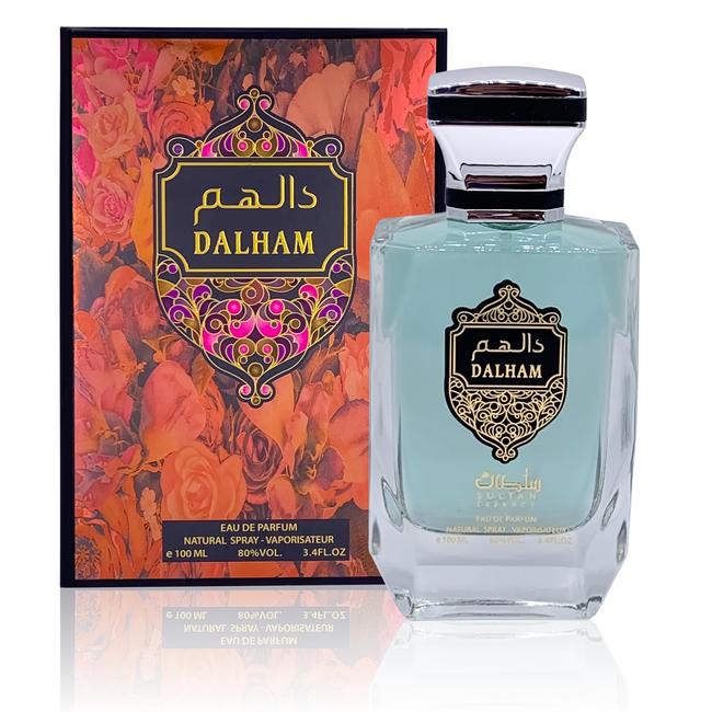 Sultan Essancy Dalham Eau de Parfum 100ml Sultan Essancy Spray