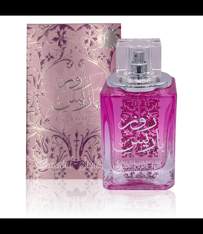 Ard Al Zaafaran Perfumes  Rose Paris Eau de Parfum 100ml Ard Al Zaafaran