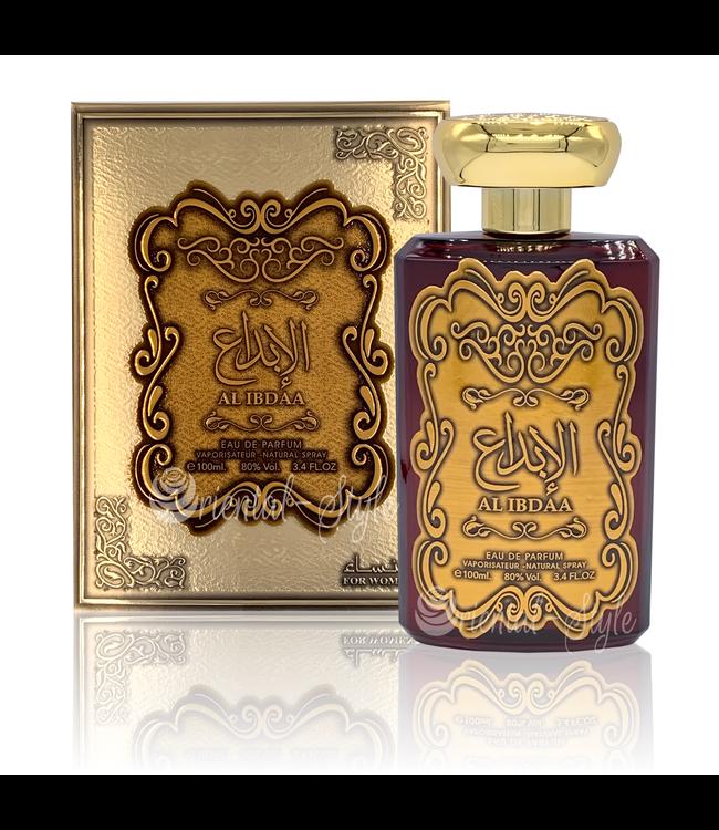 Ard Al Zaafaran Perfumes  Al Ibdaa Gold Eau de Parfum 100ml Ard Al Zaafaran