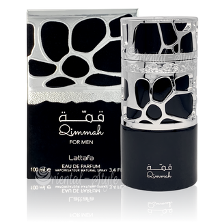 Qimmah Eau de Parfum 100ml Lattafa Spray