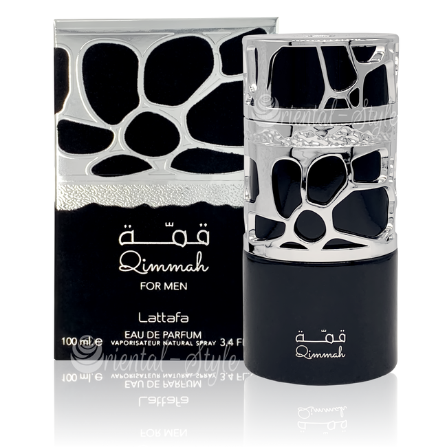 Qimmah Eau de Parfum 100ml Lattafa Spray