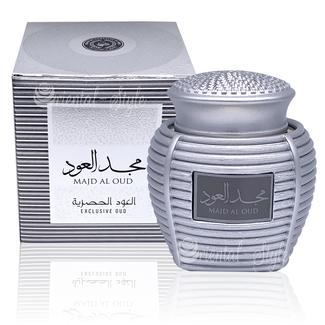 Ard Al Zaafaran Perfumes  Bakhoor Majd Al Oud Bukhoor Exclusive Oud (40g)