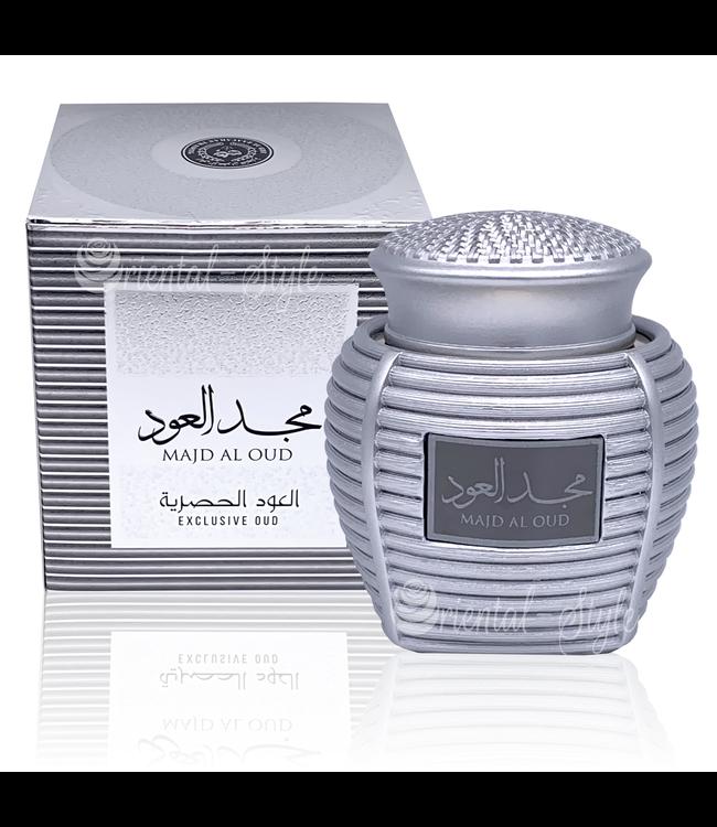 Ard Al Zaafaran Perfumes  Bakhoor Majd  Al Oud Bukhoor Exclusive Oud Räucherwerk 40g