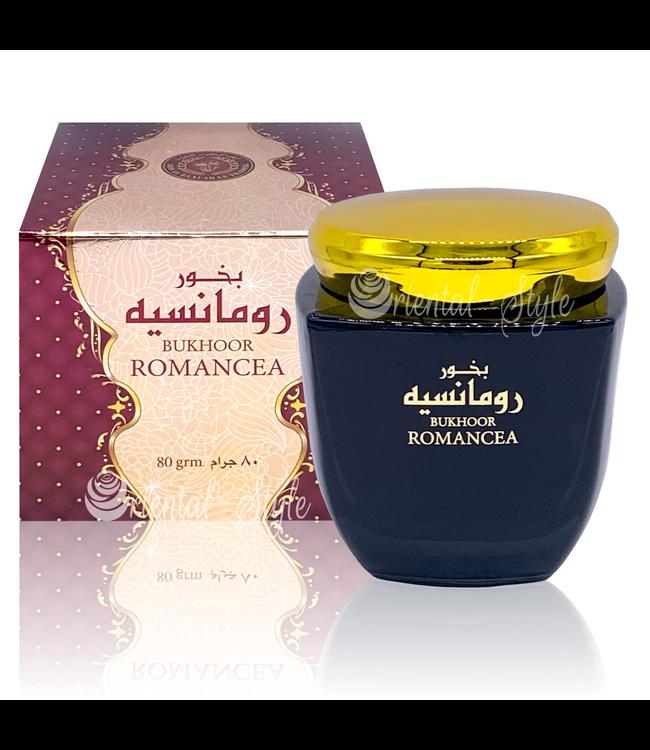 Ard Al Zaafaran Perfumes  Bakhoor Romancea von Ard Al Zaafaran Räucherwerk 80g