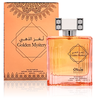 Sultan Essancy Golden Mystery Eau de Parfum 100ml Sultan Essancy Spray