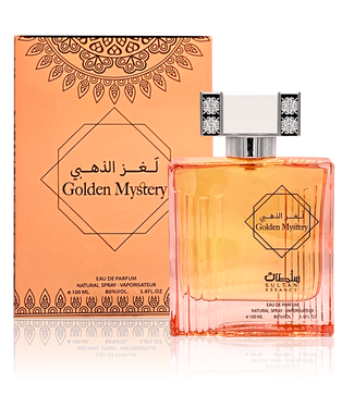 Sultan Essancy Golden Mystery Eau de Parfum 100ml Sultan Essancy Spray