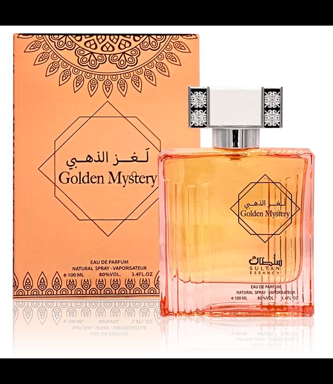 Sultan Essancy Perfume Golden Mystery Eau de Parfum 100ml by Sultan Essancy