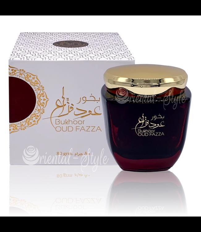 Ard Al Zaafaran Perfumes  Bakhoor Oud Fazza von Ard Al Zaafaran Räucherwerk 80g