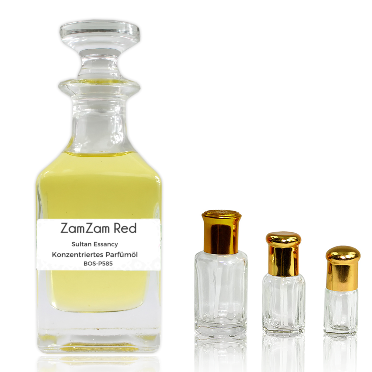 Parfümöl ZamZam Red von Sultan Essancy