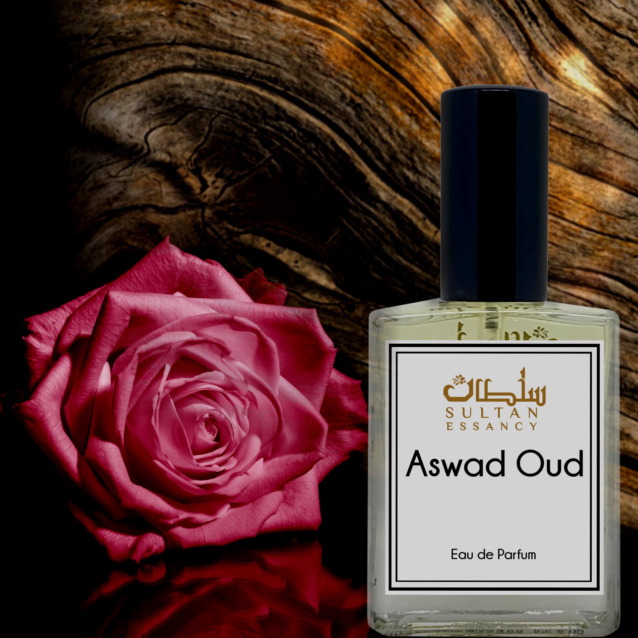 Parfüm Aswad Oudh Eau de Perfume von Sultan Essancy Unisex