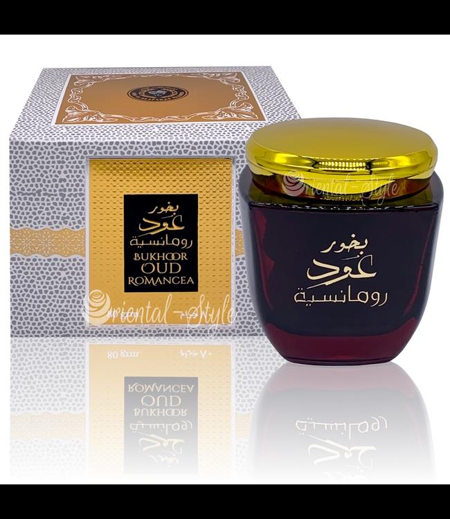 Ard Al Zaafaran Perfumes  Bakhoor Oud Romancea von Ard Al Zaafaran Incense 80g