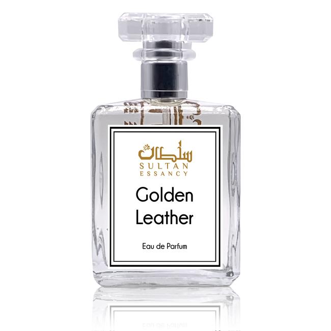Sultan Essancy Golden Leather Eau de Perfume Spray Sultan Essancy