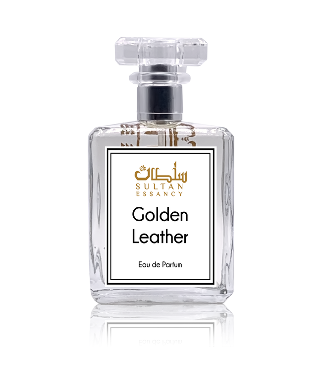 Sultan Essancy Golden Leather Eau de Perfume Spray Sultan Essancy