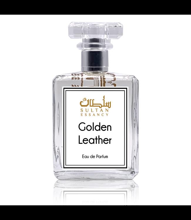 Sultan Essancy Parfüm Golden Leather Eau de Perfume Spray Sultan Essancy