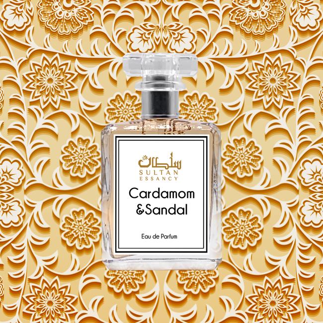 Parfüm Sandal & Cardamom Eau de Perfume von Sultan Essancy