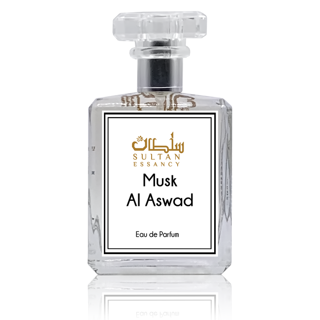 Sultan Essancy Musk Al Aswad Eau de Perfume Spray Sultan Essancy