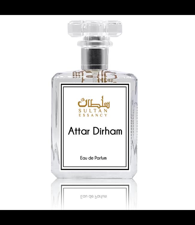 Sultan Essancy Parfüm Attar Dirham Eau de Perfume Spray Sultan Essancy
