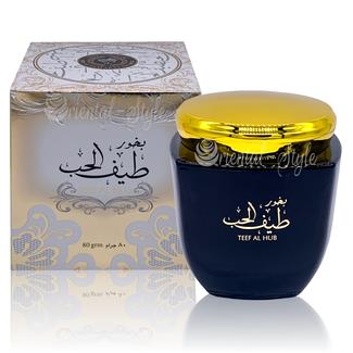 Ard Al Zaafaran Perfumes  Bakhoor Teef Al Hub von Ard Al Zaafaran  (80g)
