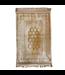 Gebetsteppich Seccade Gepolstert - Goldbraun