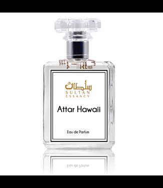Sultan Essancy Parfüm Attar Hawaii Eau de Perfume Spray Sultan Essancy
