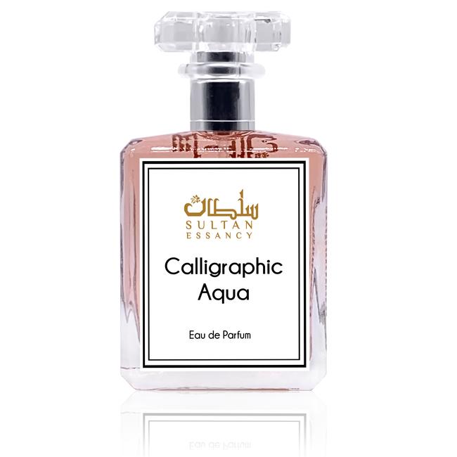 Sultan Essancy Parfüm Calligraphic Aqua Eau de Perfume Spray Sultan Essancy