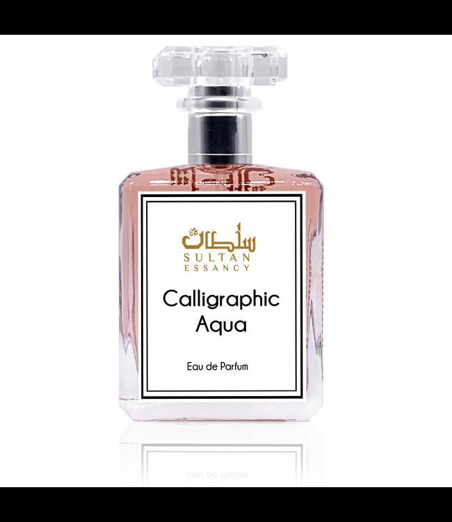 Sultan Essancy Calligraphic Aqua Eau de Perfume Spray Sultan Essancy