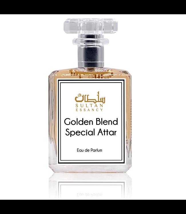 Sultan Essancy Parfüm Golden Blend Special Attar Eau de Perfume Spray Sultan Essancy