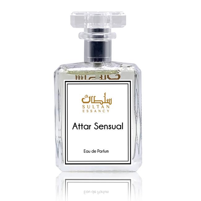 Sultan Essancy Parfüm Attar Sensual Eau de Perfume Spray Sultan Essancy