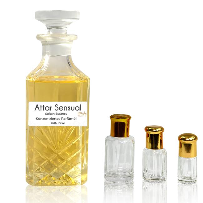 Sultan Essancy Perfume oil Attar Sensual