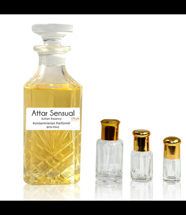 Parfümöl Attar Sensual - Parfüm ohne Alkohol