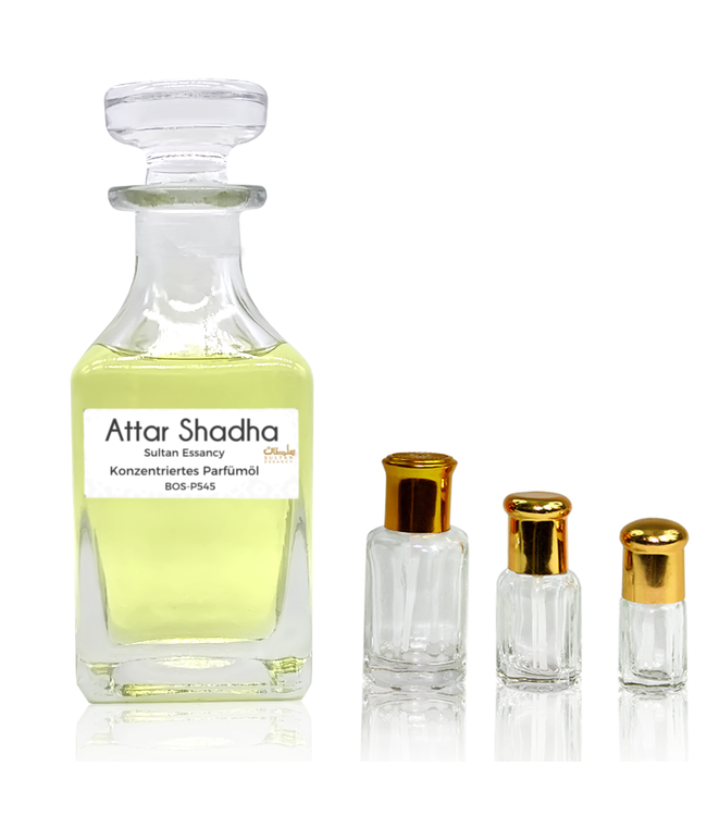 Sultan Essancy Concentrated perfume oil Attar Shadha - Perfume free from alcohol