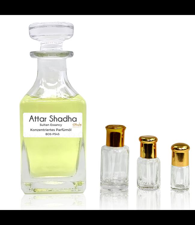 Sultan Essancy Parfümöl Attar Shadha - Attar Parfüm ohne Alkohol