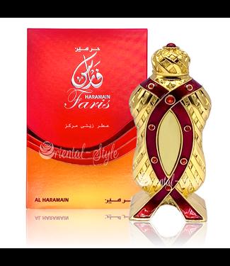 Al Haramain Perfume oil Faris by Al Haramain 12ml