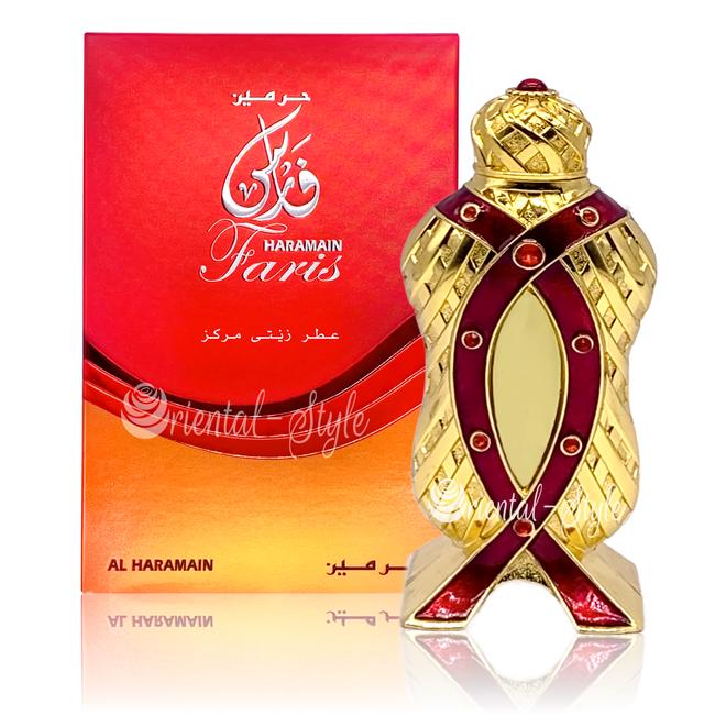 Al Haramain Parfümöl Faris von Al Haramain 12ml