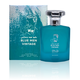 Sultan Essancy Blue Men Vintage Eau de Parfum 100ml Sultan Essancy